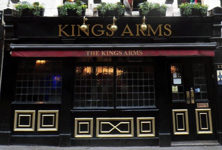 king-arms